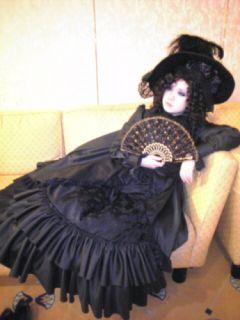 漆黒貴婦人